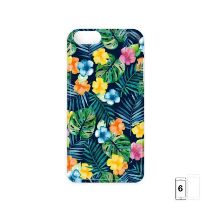 Tropic Petals iPhone 6 Case