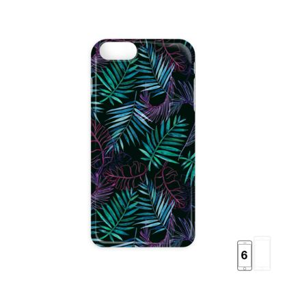 Glow Jungle iPhone 6 Case