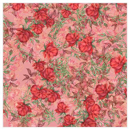 Romantic Roses Fabric