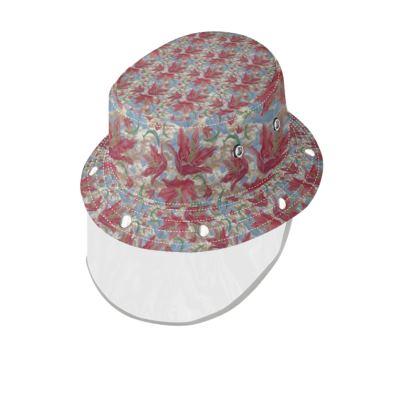 Bucket Hat with Visor