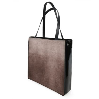 Brown Gradient Handbag