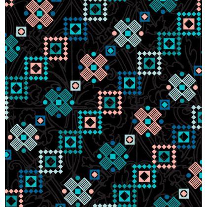 Textile Design Classic Handbag