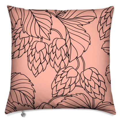 Pastel Floral Cushions