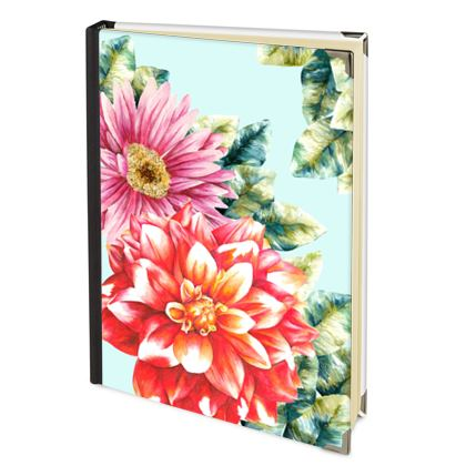 2022 Deluxe Diary - Botanical Bloom
