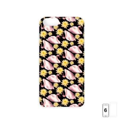 Swans and Lotus iPhone 6 Case