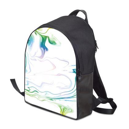 Backpack - Marbling Smoke 1