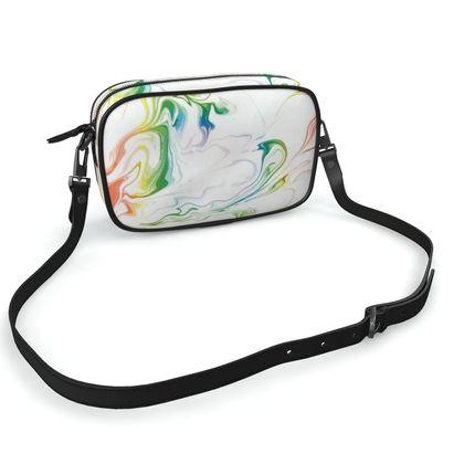 Camera Bag - Marbling Smoke 1