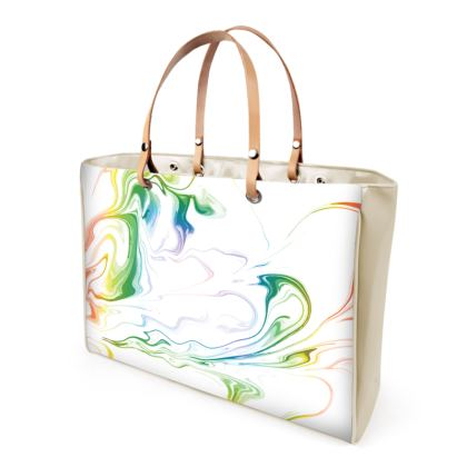 Handbags - Marbling Smoke 1