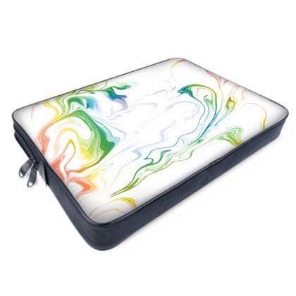Laptop Bags - Marbling Smoke 1