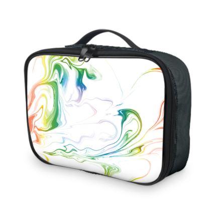 Lunch Bags - Marbling Smoke 1