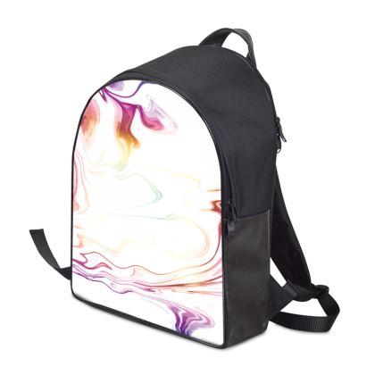 Backpack - Marbling Smoke 2