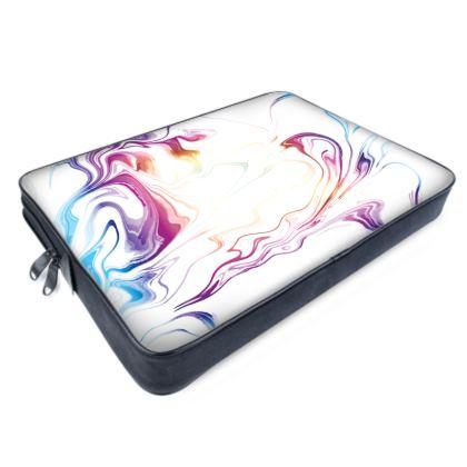 Laptop Bags - Marbling Smoke 2