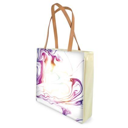 Shopper Bags - Marbling Smoke 2