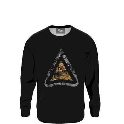 Flossie Insert Triangle Sweatshirt