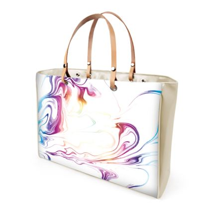 Handbags - Marbling Smoke 2