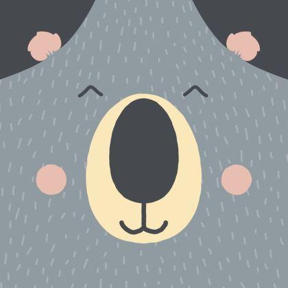 Koala Bear Cushion