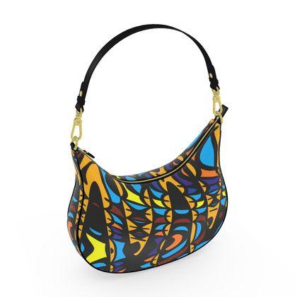 Curve Hobo Bag -Backchat