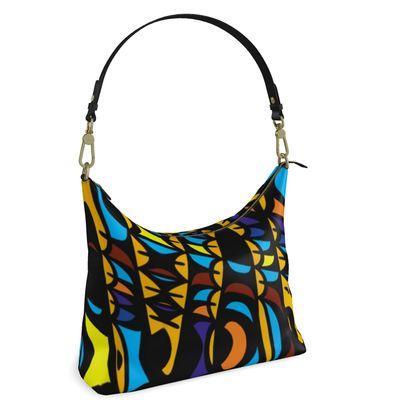 Square Hobo Bag -  Backchat