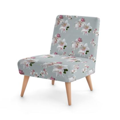 Occasional Chair - White Purity