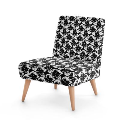 Occasional Chair - White Petals
