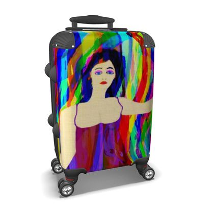 RICH GIRL SUITCASE