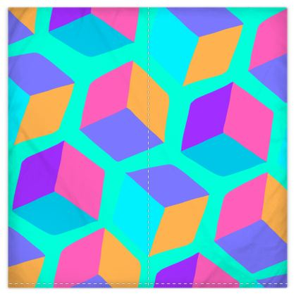 Duvet Covers- Emmeline Anne Cubes