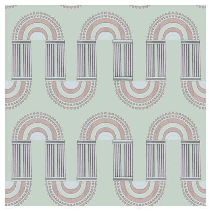 Wallpaper | Moshe in Faint Mint