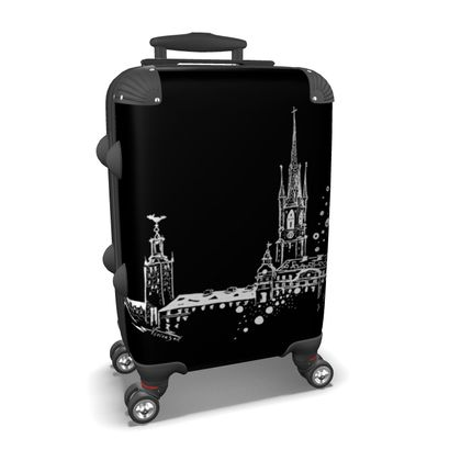 Travel with Stockholm Suitcase
