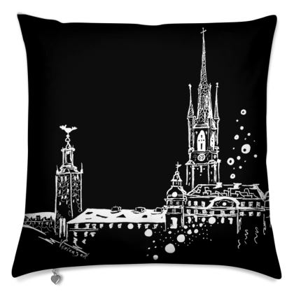 Stockholm decor black