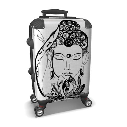 Luggage, my buddha Suitcase