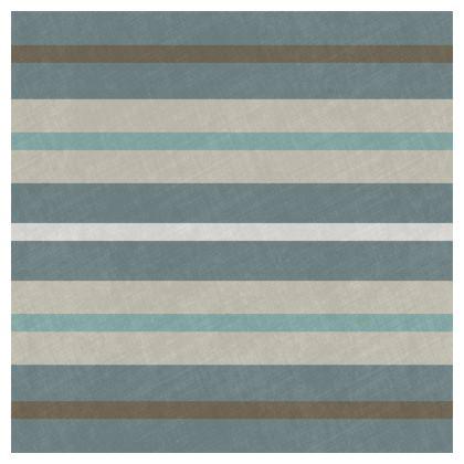 Luxury Cushion Stripes in Beige Duck Egg Olive