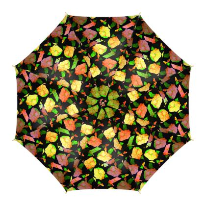 DELLA SPENCER ROSE UMBRELLA