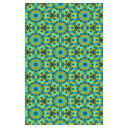 Blue, Yellow  Journals  Geometric Florals   Moonbase