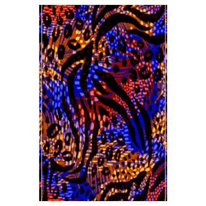 Slip Dress - Neon Party Nights