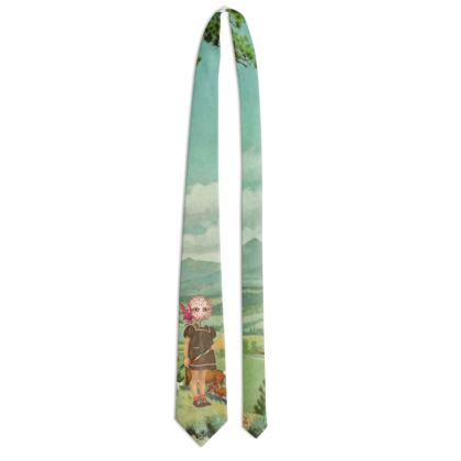 State Of Flux Tie