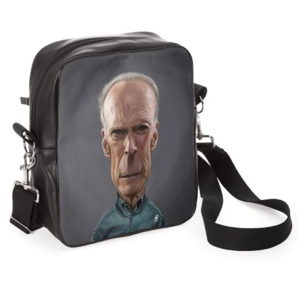 Clint Eastwood Shoulder Bag