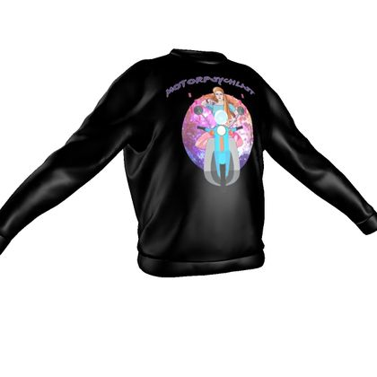 Sweatshirt - Tarot Motorpsychlist Funny Pun