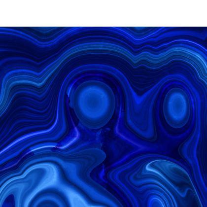 lapis lazuli handbag