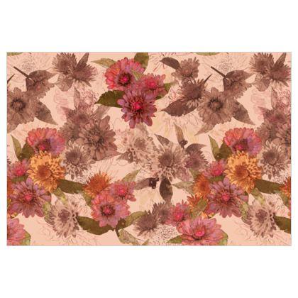 Fabric - Vintage Floral (Dahlia)