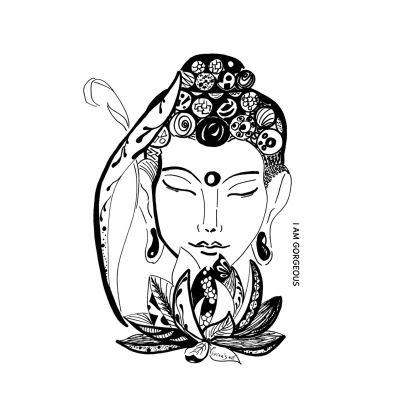 buddha bomber jacket