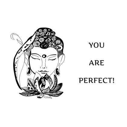 Travel mug-you are perfect