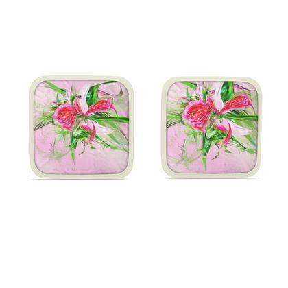 Hot Dish Pads - Grytlappar - Pastells pink
