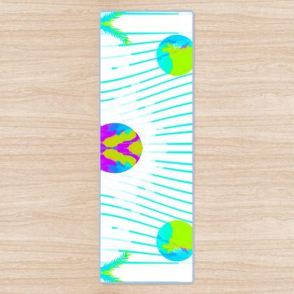 Yoga Mat- Emmeline Anne Vibrant Skies