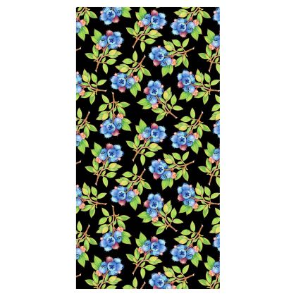 Blueberry Botanical Leggings