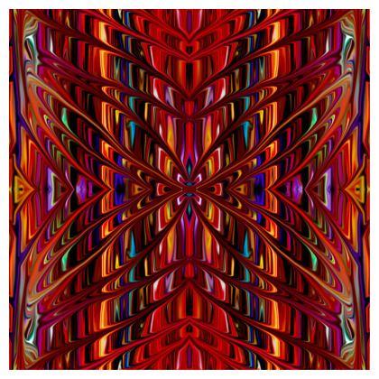 Cube Red Tree Variation