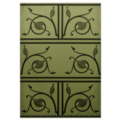 Duvet Covers - Medieval Pattern from The Practical Decorator 1 of 8