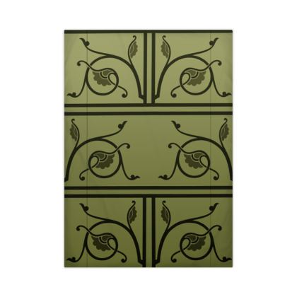 Duvet Covers JAPAN - Medieval Pattern from The Practical Decorator 1 of 8