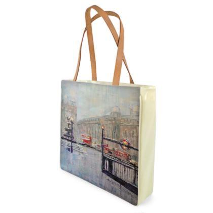 Luxury Designer Shopping Bag