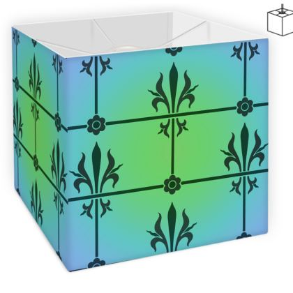 Square Lamp Shade - Insignia Pattern 5