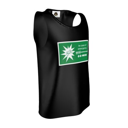 Vest - In Case of Emergency - Use Cheat Code
